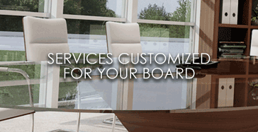 services customized for your board